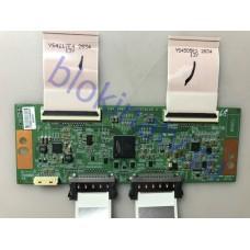 T-con 14Y_VNB5_S120P2C4LV0.2 телевизор PHILIPS 55PFS8109/60 шасси QV14.1ELA