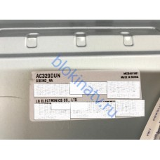 Матрица AC320DUN телевизор LG 32LK6190
