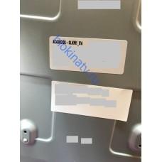 Матрица AC430DQG-SLKM1-RA телевизор LG 43UK6710