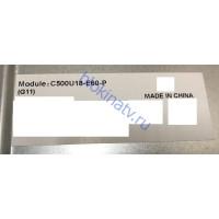 Матрица C500U18-E60-P (G11) телевизор HYUNDAI H-LED50EU7001