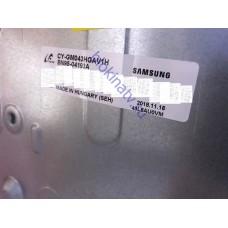 Матрица CY-GM043HGAV1H телевизор SAMSUNG UE43MU6100