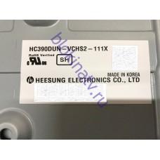 Матрица HC390DUN-VCHS2-111X телевизор LG 39LB570V