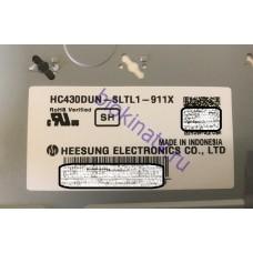 Матрица HC430DUN-SLTL1-911X телевизор LG 43LJ594V