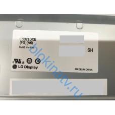 Матрица LC320DXE FG A5 телевизор LG 32LB551U