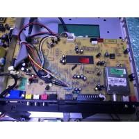 Материнская плата 17MB21-1 телевизор TOSHIBA 15V300PR