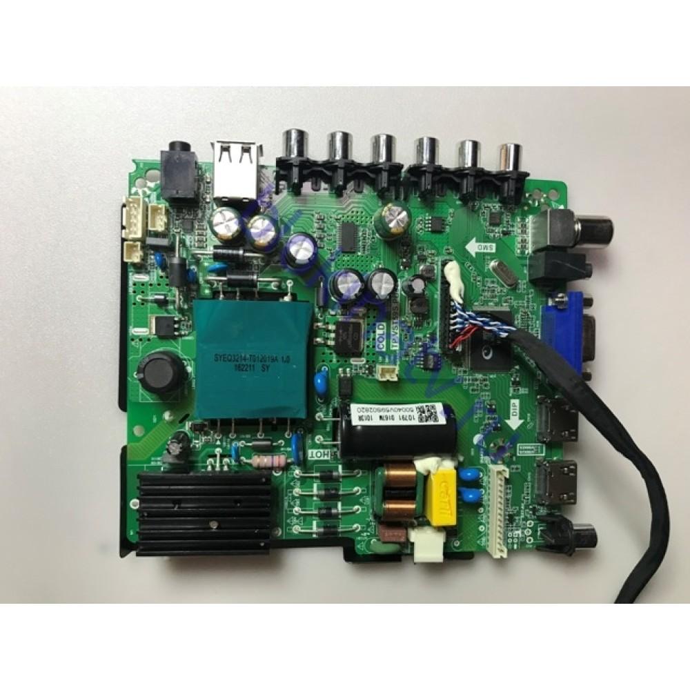 Материнская плата TP VST59S PB801 телевизор FUSION FLTV-32L32