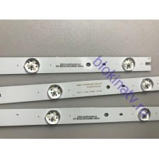 Подсветка 06-43F6-3XB-852X18-170903 телевизор HARPER 43F575T