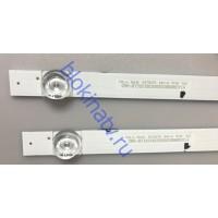 Подсветка CRH-BT32C1303005028BMREV1.4 телевизор DEXP H32E8000Q