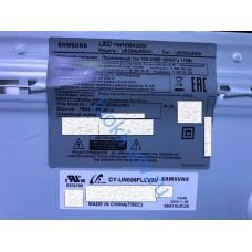 Подсветка для матрицы CY-UN055FLLV3V телевизор SAMSUNG UE55NU8500U FB04