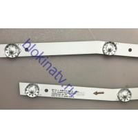 Подсветка JS-D-JP32DM-061EC (80510) E32DM1000 HE-75 телевизор FUSION FLTV-32B110T