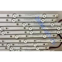 Подсветка LB-GM3030-GJPHP585X11AA12-R-2-Y LB-GM3030-GJPHP585X11AA12-L-2-Y телевизор PHILIPS 58PUS6504/60