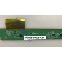 Адресные планки ST2751A02-1-XC-3 телевизор SAMSUNG UE28J4100AK LS02