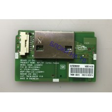 Модуль Wi-Fi bluetooth LGSBW41 EAT62093301 телевизор LG 32LB653V